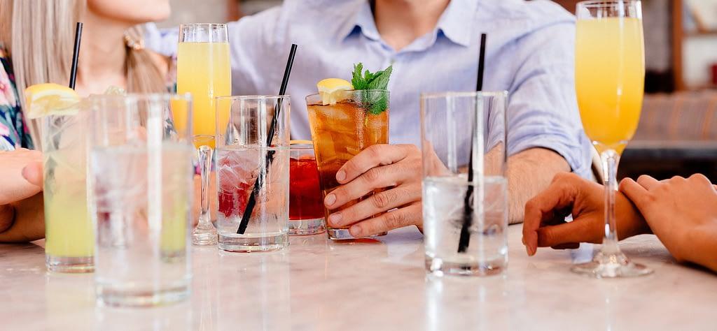 small talk drinks