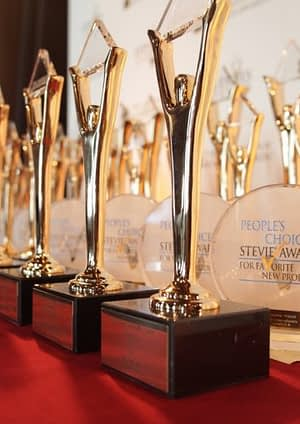 stevies awards picure