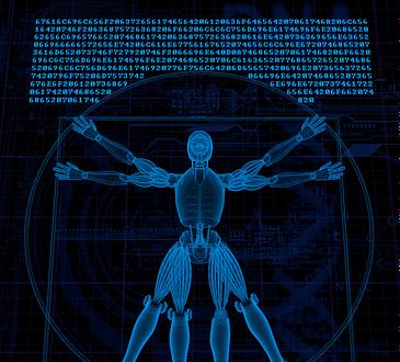 visualize robot vitruvian